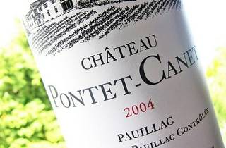 Chateau Pontet-Canet at Mezze