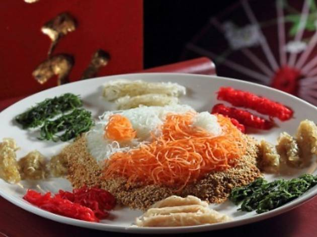 Chinese New Year cooking class