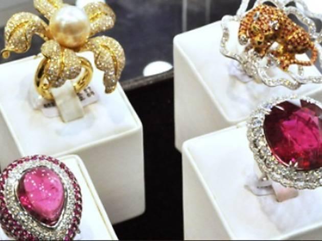 International Jewellery Spring Fair 2012
