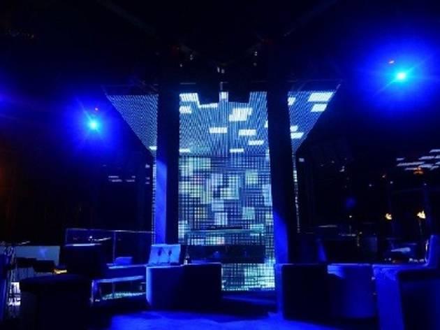 NYE Ball 2012 at Vertigo