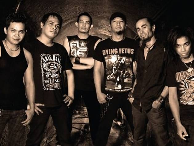 Siluet live at Hard Rock Caf�