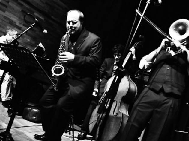 Patrick Terbrack Quintet