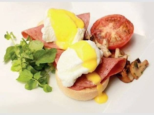 TGIF Breakfast Meals