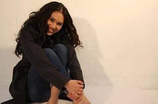 Vanessa s.y.t at Alexis Bistro