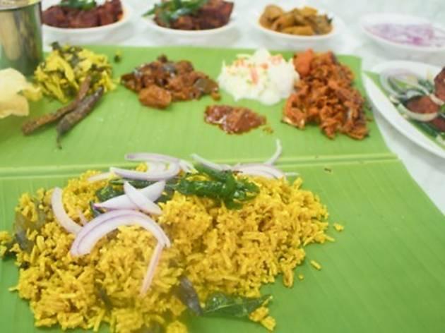 Restoran Sri Suria Curry House