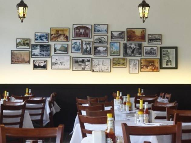 Coliseum Café & Grill Room, Plaza@Jaya33
