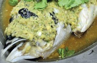 Fatty Bak Kut Teh & Steamed Fish Head