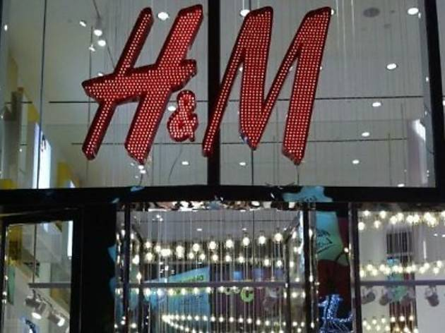 H&M Setia City Mall