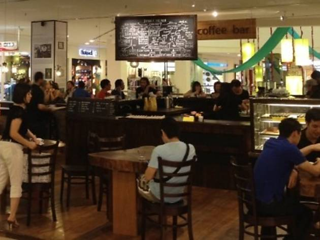 Artisan Coffee Bar Bangsar