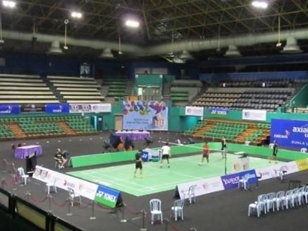 Stadium Badminton Cheras