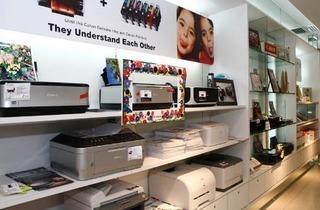 Canon Lifestyle Concept store