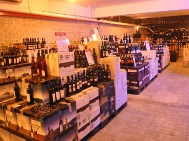 WW Wine Warehouse