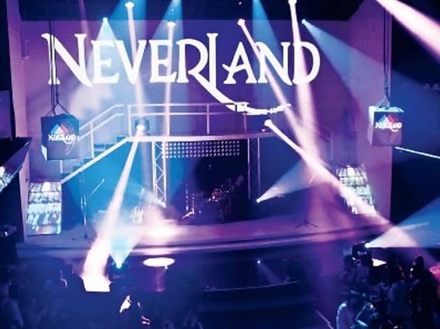 Club Neverland [CLOSED]