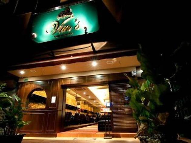 Vin S Restaurant And Bar Bars And Pubs In Ttdi Kuala Lumpur