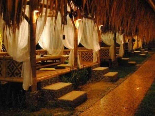 Istana Bambu