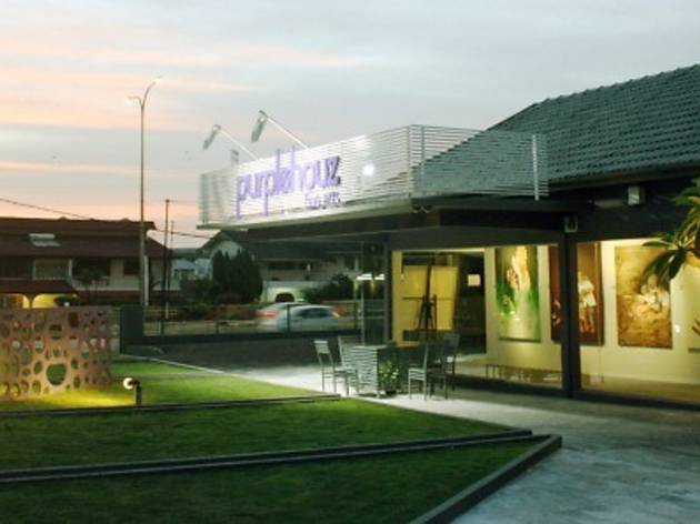 Purplehouz Fine Arts Exhibition Space
