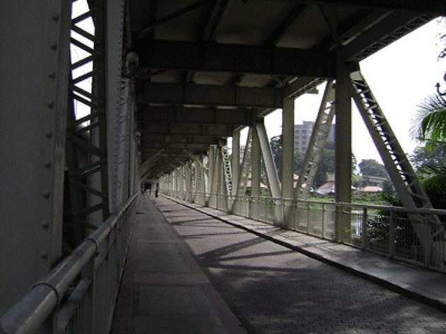Jambatan Kota, Klang