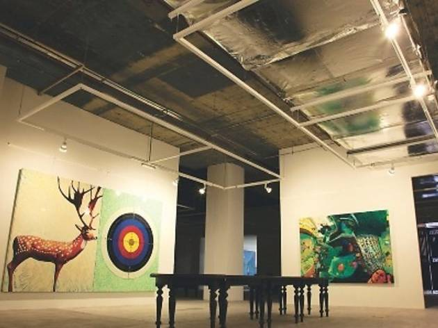 Check out art at Wei-Ling Contemporary