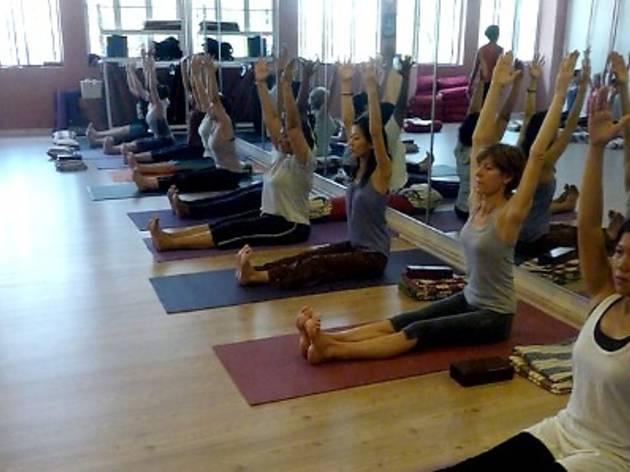 Swarupa Iyengar Yoga Studio
