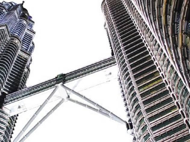 Twin Towers Skybridge