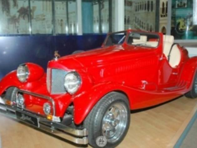 National Automobile Museum
