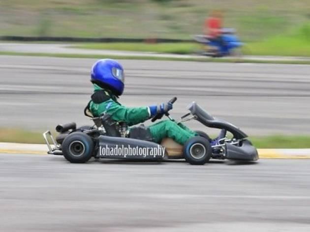 Extreme Park Go Kart