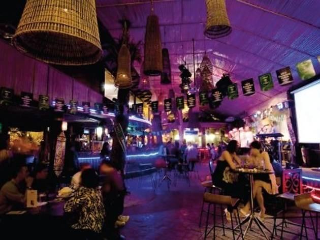 Borneo Rainforest Cafe & The Ruai Supperclub