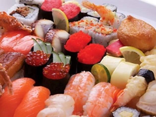 Kids Friendly Sushi Restaurants In London