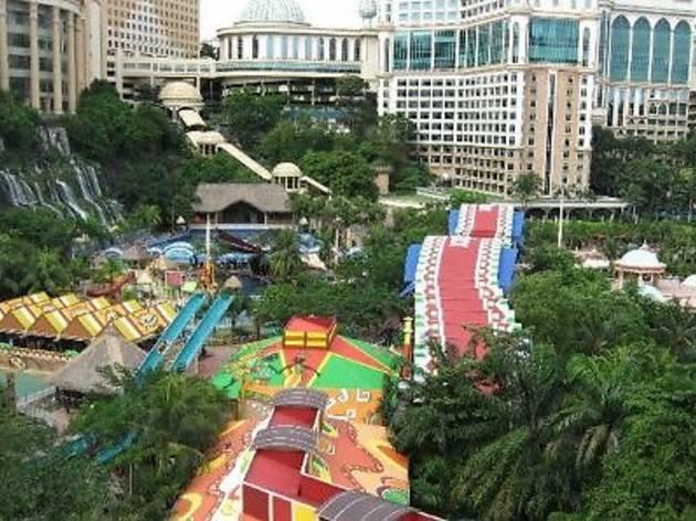Putrajaya Water Sports Complex