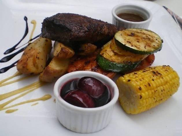 Maredo Steakhouse Jalan P Ramlee