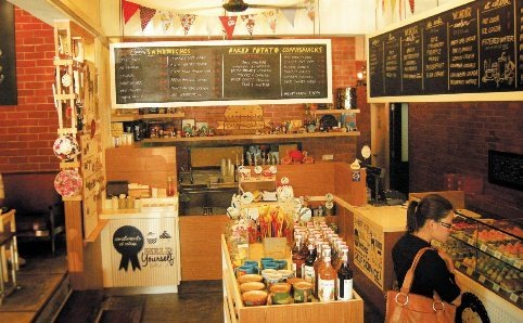 Wondermilk Café