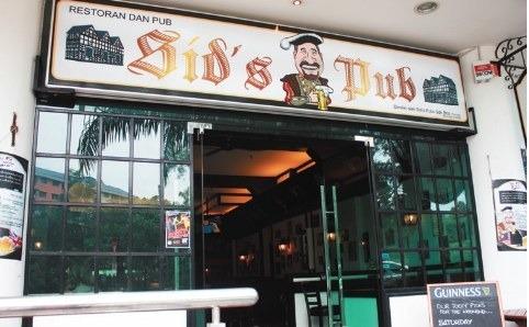 Sid's Pub TTDI