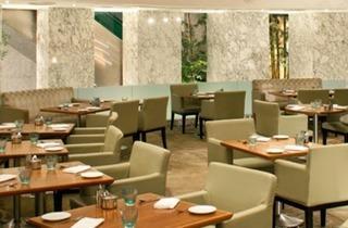 Spa and tea at the Ritz-Carlton