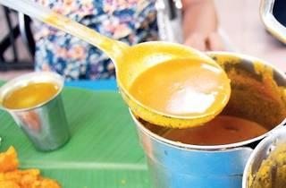 Curry Mee Stall, Restaurant Hong Seng