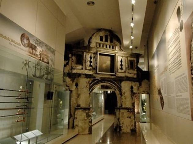 to Museum  City (Muzium in do | Things Negara) National KL