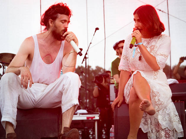 Edward Sharpe and the magnetic zeros YouTube reprise cover