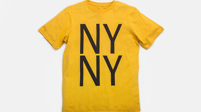 Saturdays NYC cotton T-shirt, $20 (was $40)