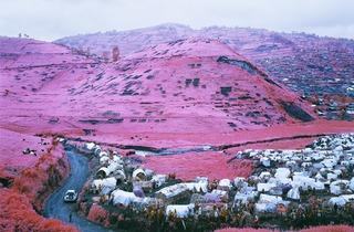 Richard Mosse ('Thousands are Sailing 1', 2012)