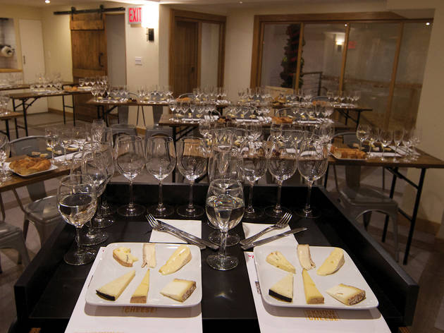 Rosé Wine and Cheese Class