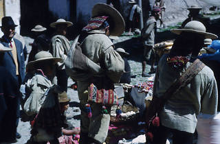 """Carrying Coca: 1,500 Years of Andean Chuspas"""
