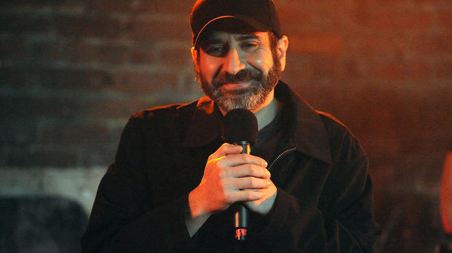 Dave Attell interview