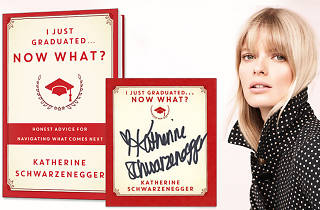 Katherine Schwarzenegger Book Signing