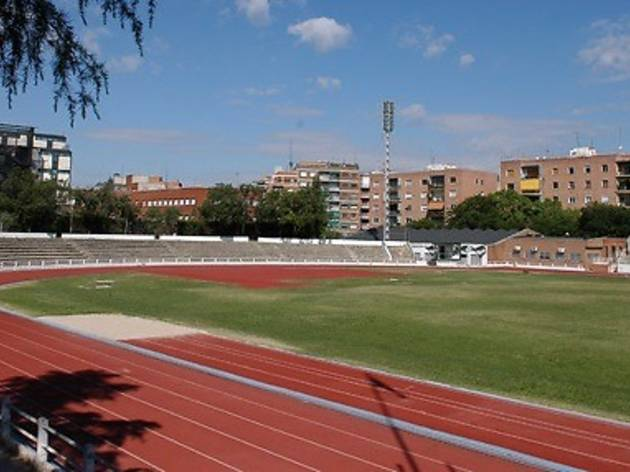 Estadio Vallehermoso