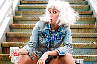 Adrienne Truscott's Asking For It: A One-Lady Rape About Comedy Starring Her Pussy and Little Else!