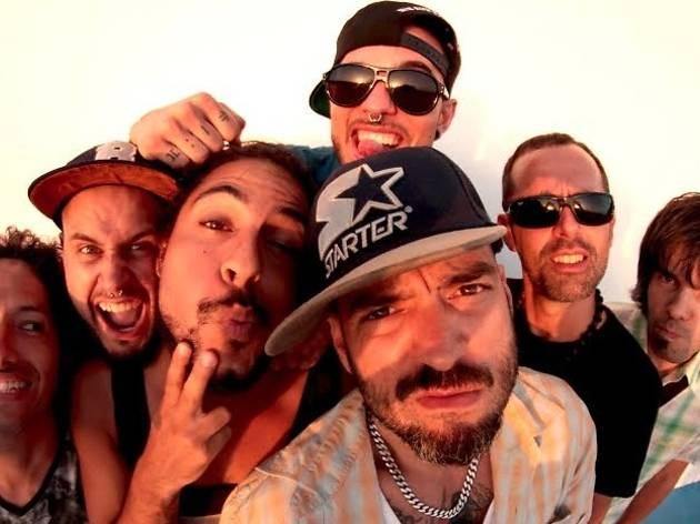 Blackcelona 2014: Santo Machango