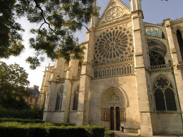 Basilique St-Denis