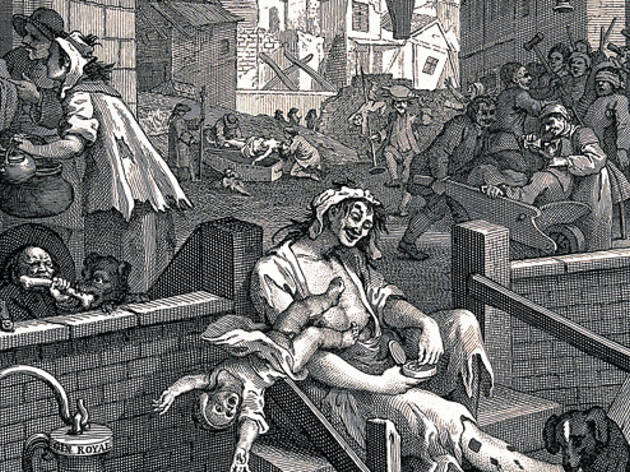 """Dutch Courage and Mothers' Ruin: The Gin Craze"""
