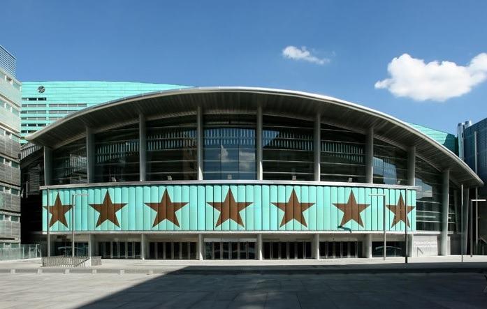 El Wizink Center es el tercer recinto con más actividad del mundo
