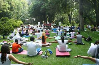 Festival Yoga en tu Barrio