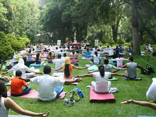 Yoga en tu barrio
